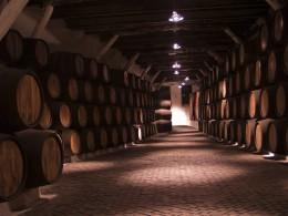 Weinkeller für Portwein