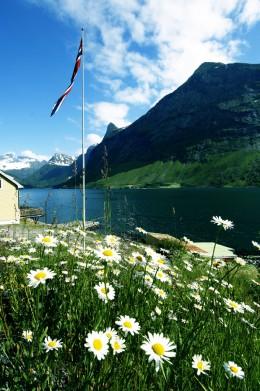 Norwegen, Land der Fjorde