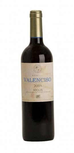 Valenciso Reserva 2005