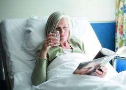 Weit verbreitet: Mangelernährung bei Senioren