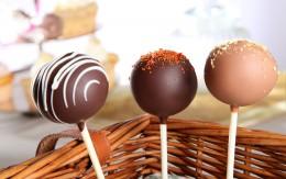 Süße Leckereien auf dem Naschmarkt