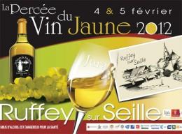 Percée du Vin Jaune 2012