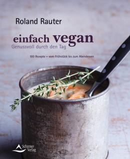 Buchcover Einfach vegan, Schirner Verlag