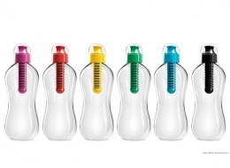 Neue recycelbare Trinkflasche:bobble
