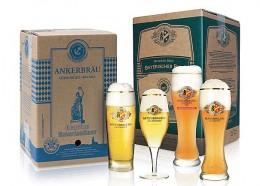 Bier aus der Pappbox