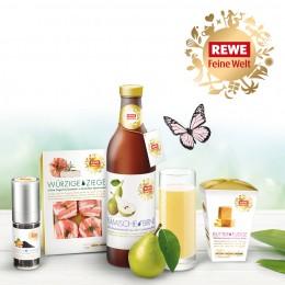 REWE Feine Welt Sortiment Frühjahr 2012