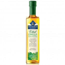 Omega-Salatöl von der Teutoburger Ölmühle