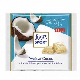Ritter Sport Sommer-Genuss: Weisse Cocos