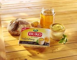 Arla Buko Frischkäse Senf und Honig