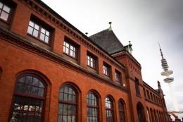 Ratsherrn-Brauerei in den Hamburger Schanzenhöfen
