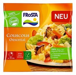 Die vegane Variante Frosta Couscous Oriental