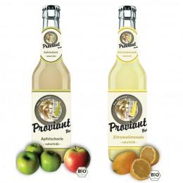 Limo und Schorle von Proviant
