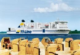 Mit der TT-Line nach Malmö