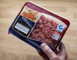 Hackfleisch Kühlkette