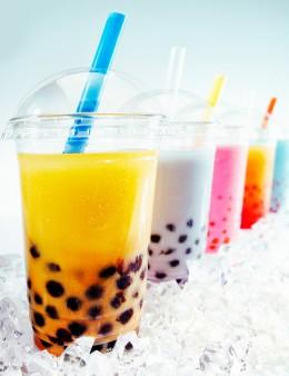 Bunt, knallig, süß: Bubble Tea