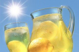 Limo: sauer, süß und eisgekühlt