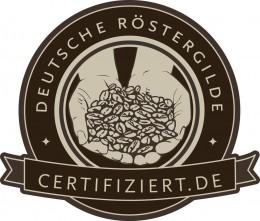 Siegel der Deutschen Röstergilde e.V.