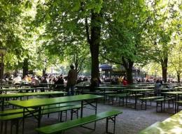 Waldwirtschaft in München