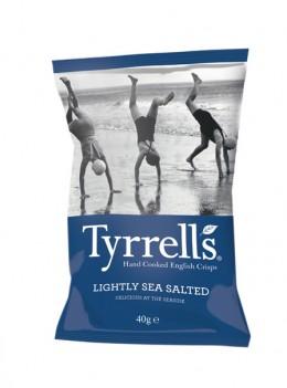 Praktische Snackgröße: Tyrrells Crisps