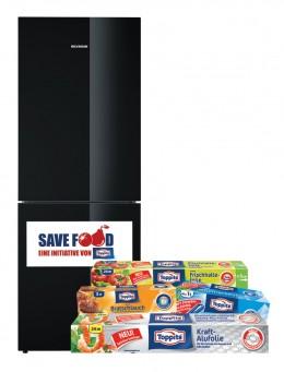 Im Kühlschrank von Severin sind Lebensmittel gut aufgehoben