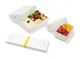 Flat Lunch Box