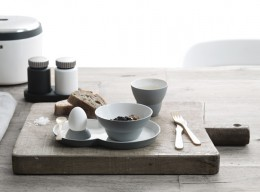 Vipp fürs Frühstücke: neue Keramikserie