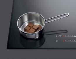 Schokolade schmelzen mit geringer Hitzezufuhr