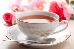 Müde? Tee trinken und Wirkung abwarten...
