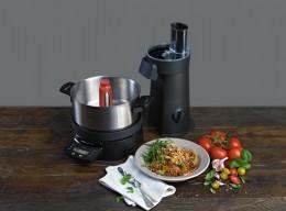 Schneiden, kochen, rühren: Home Cooker