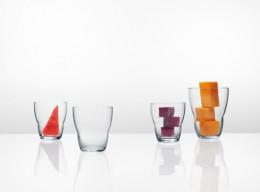 Pur und praktisch: Vipp Gläser
