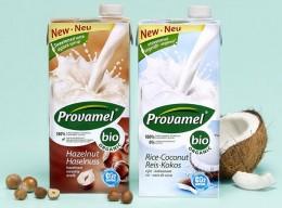 Jede Menge Nüsse: Neue Drinks von Provamel