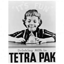 Verpackung für Flüssiges jeglicher Art: Tetra Pak