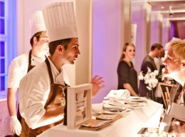 JRE-Koch Daniel Fehrenbacher vom Hotel Restaurant Adler