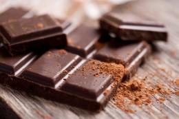 Schokolade als Glücklichmacher