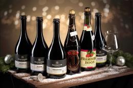 An Weihnachten kann es auch mal herbe werden: Mit dem Bier von BraufactuM