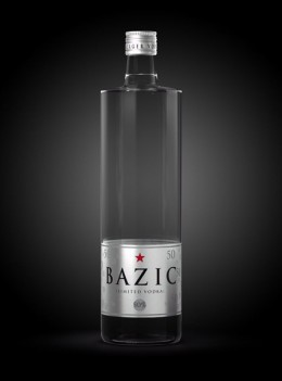 Limitierte Edition: Vodka Bazic
