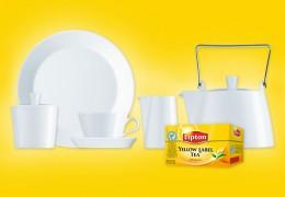Elegant und schnörkellos: Das Teeservice von Arzberg Porzellan