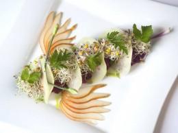 Gourmet Rohkost La Mano Verde Ravioli blanc