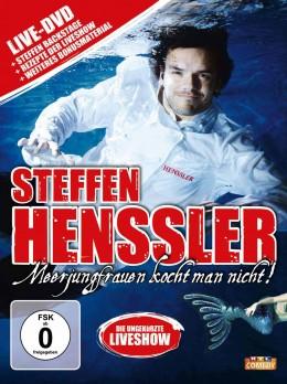 Meerjungfrauen kocht man nicht-Henssler-DVD