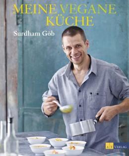 """Buch Cover """"Meine vegane Küche"""""""