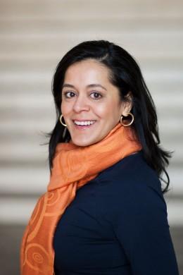 Eine Expertin in Sachen Foodblogging: Workshop-Veranstalterin Meeta Wolff