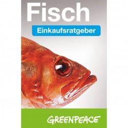 Einkauftsratgeber Fisch Greenpeace