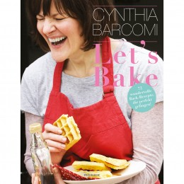 "Cover ""Let's bake"" von Cynthia Barcomi"