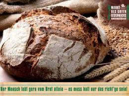 Markt des guten Geschmacks Slow Food Messe Stuttgart 2013 Brot