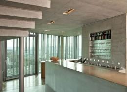 Weinwerk des Weinguts am Stein Franken
