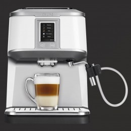 Krups EA 8421 mit Super-Cappuccino System.