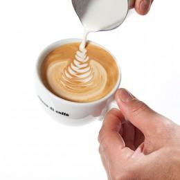 Latte Art Milchschaum