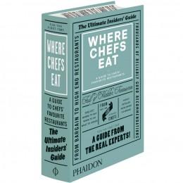 Where Chefs eat internationaler Restaurantführer Cover