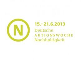Deutsche Aktionswoche Nachhaltigkeit