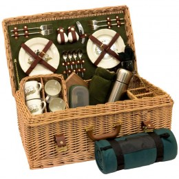 Der Preis: Noord Hollander Genießer-Picknickkorb
